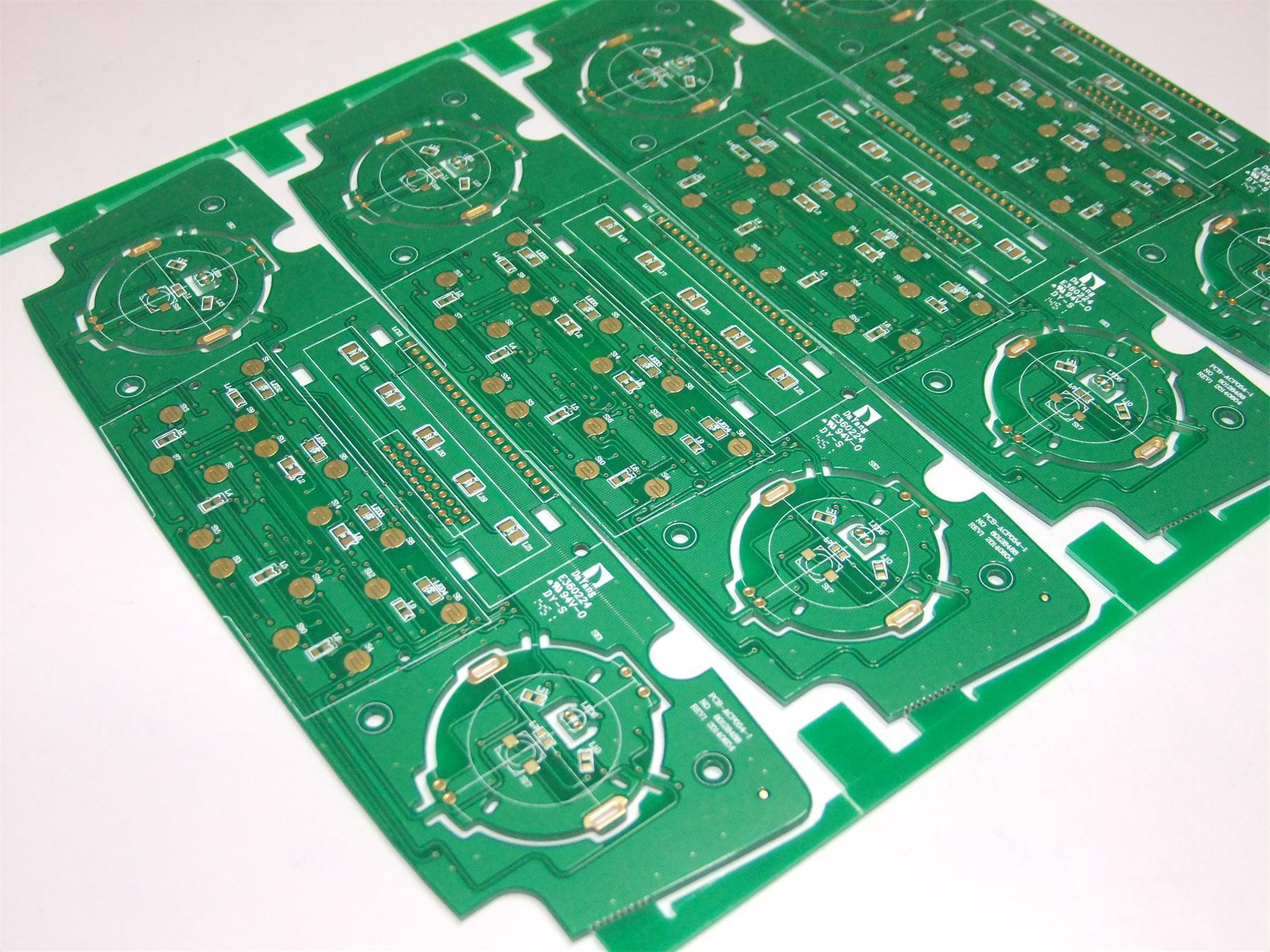 车用按键板 - 昆山大洋电路板有限公司